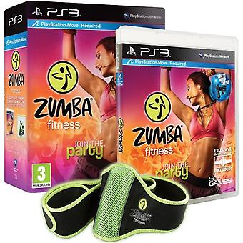 Zumba Fitness Join The Party - wie neu