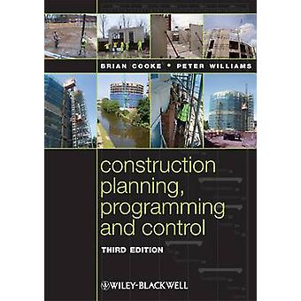 Construction Planning - Programming and Control (3rd Revised edition)