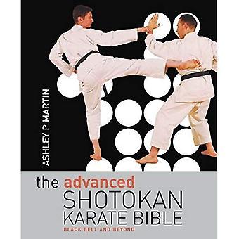 Kehittynyt Shotokan Karate Raamattu: musta vyö ja sen jälkeen