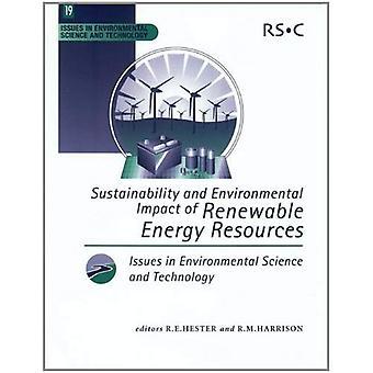 Duurzaamheid en milieu-Impact van hernieuwbare energiebronnen