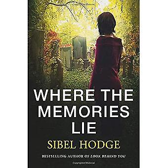 Waar liggen de herinneringen