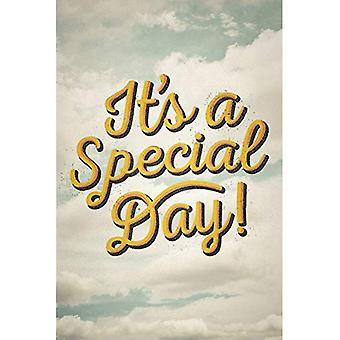 ¡Es un día especial! (Paquete de 25)