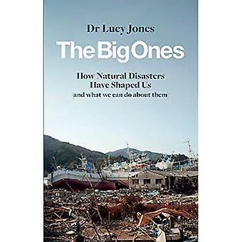 The Big Ones: Hoe natuurlijke rampen ons hebben gevormd (en wat We kunnen doen over hen)