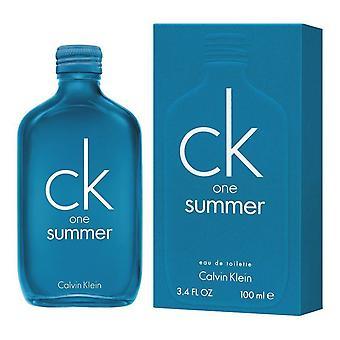 Calvin Klein CK One Summer Eau de Toilette Spray 100ml (édition 2018)