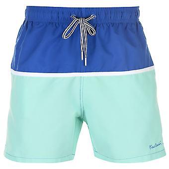 Pierre Cardin Mens Panel zwemmen Shorts