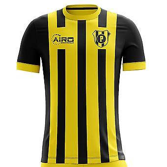 2020-2021 Penarol Strona główna Koncepcja Piłka nożna Koszulka