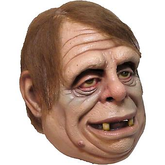 Cousin Eerie Latex Mask For Adults