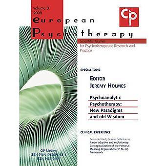 Europäische Psychotherapie Bd. 8 von Krause & Rainer