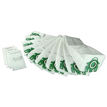 Miele S7280 Vacuum Bags Type U x 10 (Upright) + Filters *Free Delivery*