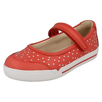 Style de filles Clarks Mary Jane chaussures Emery Halo K