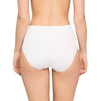 Maison Lejaby 5304P Women's Les Invisibles Full Panty Highwaist Brief