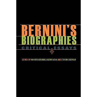 Bernini's Biographies - Critical Essays by Maarten Delbeke - Evonne An