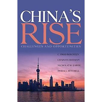 China's Rise - Challenges and Opportunities by C. Fred Bergsten - Char