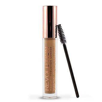 Makeup revolution Brow revolution-Auburn