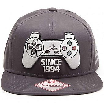 Playstation baseball Cap retro Controller since 1994 new Official Snapback