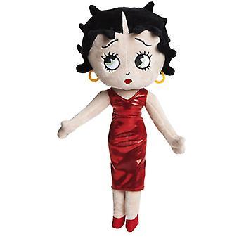 Betty Boop, tegn, Plys