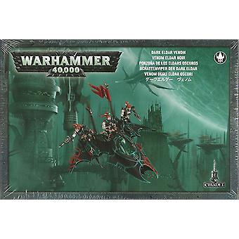 Games Workshop-Warhammer 40.000-Dark Eldar Venom