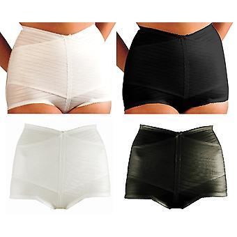 Silhouette Lingerie Cross Hatch Waist Shaper Pantie Girdle Shapewear (