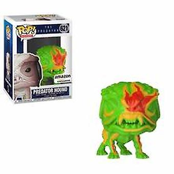 Funko Pop - Predator Hound (Heat Vision) 621 - The Predator + Pop Beschützer