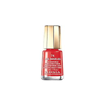 Mavala Mini Color Creme Effect Nail Polish - Los Angeles (74) 5ml
