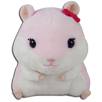 Plush - Generic - Hamster Pink Toys Soft Doll Licensed ge52153