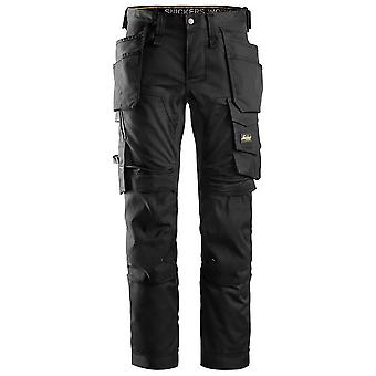 Snickers Mens All Round Work Holster Pocket Stretch Trousers