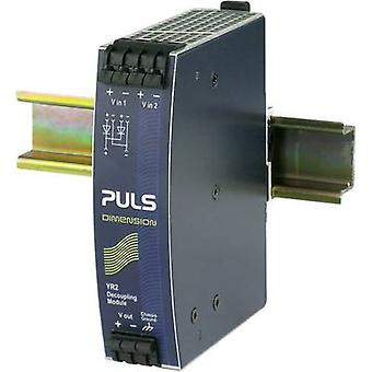 Rail mounted redundancy (DIN) PULS YR2.DIODE 20 A No. of outputs: 1 x