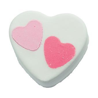 Bomba kozmetika kúpeľ Blaster-srdce 2 srdce