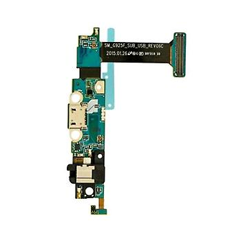 Genuine Charging Port Flex - Samsung Galaxy S6 Edge |iParts4u