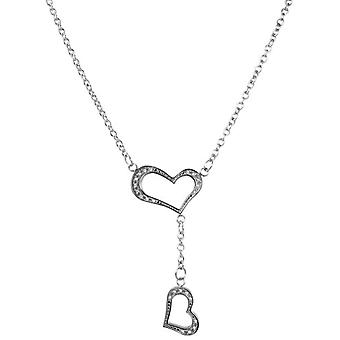 Akzent 0028555000001 - Women's necklace - stainless steel - 480 mm