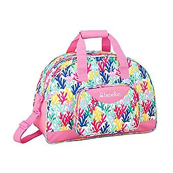 Safta Benetton Coral Children's sports bag - 48 cm - Multicolor