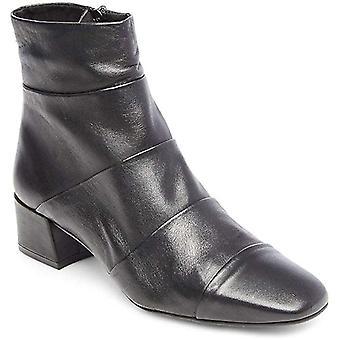 Steve Madden kvinner Galana Leather Square toe ankel Chelsea støvler