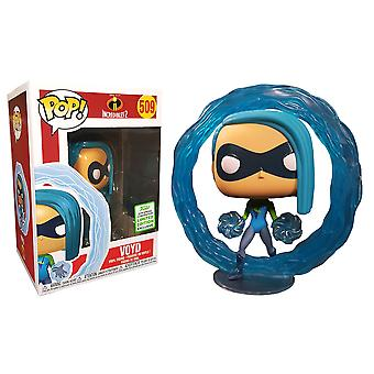 Incredibles 2 Voyd ECCC 2019 os eksklusiv pop! Vinyl