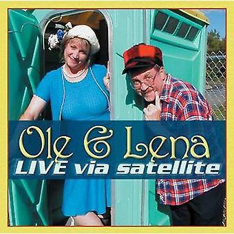 Ole & Lena - Live via Satellite by Bruce Danielson - 9781885061430 Book