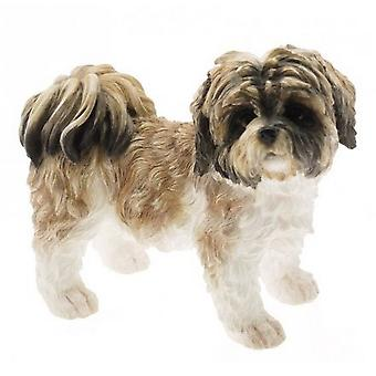 Shih Tzu Dog Figurine
