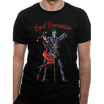 DC Comics Batman - Camiseta bad romance