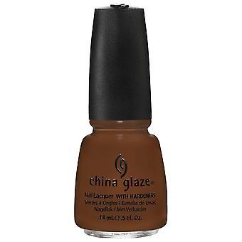 Kina Glaze Capitol färger-Hunger Games kollektion spik lack-mahogny Magic 14 ml (80620)