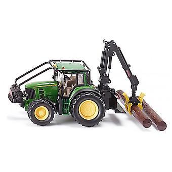 Siku John Deere Forestry Tractor  1:32 4063