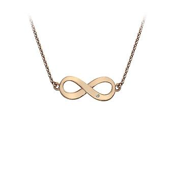 Hot Diamonds Infinity RGP Necklace DN115