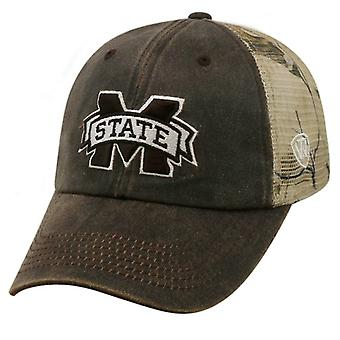 Mississippi State Bulldogs NCAA TOW Liberty echte boom Camo Snapback hoed