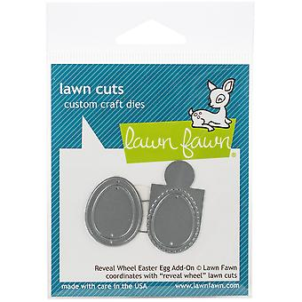 Lawn Fawn Reveal Wheel Easter Egg Add-on Dies