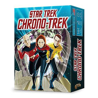 Star Trek Chrono-Trek Board Game