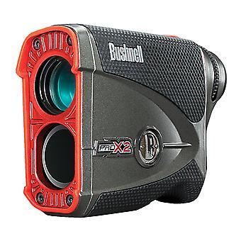 Bushnell Golf Pro x2 vattentät laser avståndsmätare-svart