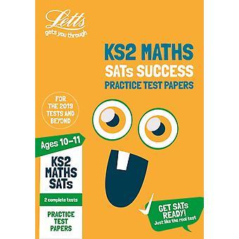KS2 Maths SATs Practice Test Papers