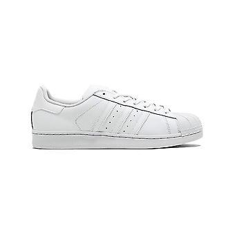 Adidas - Schuhe - Sneakers - B27136_Superstar - Unisex - Weiß - UK 11.0