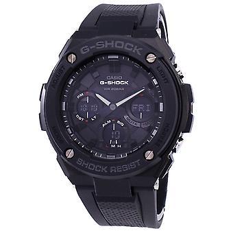 Casio G-Shock G-STEEL Analog-Digital World Time GST-S100G-1B GSTS100G-1B Men's W
