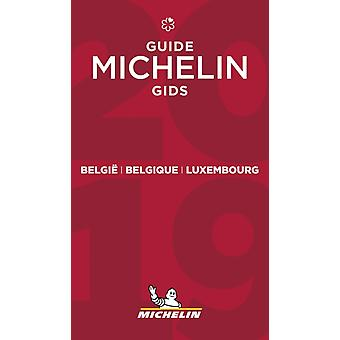 Belgie Belgique Luxembourg The MICHELIN Guide 2019