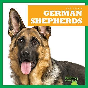 German Shepherds by Kaitlyn Duling