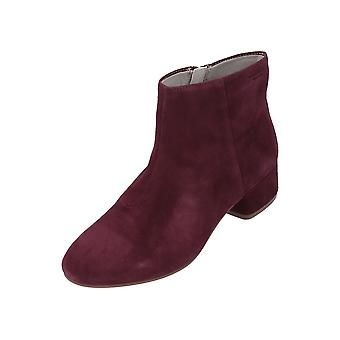 Vagabond Jamilla Women's Boots Red Lace Boots Winter