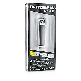 Tweezerman Precision Grip Fingernail Clipper - 1pc